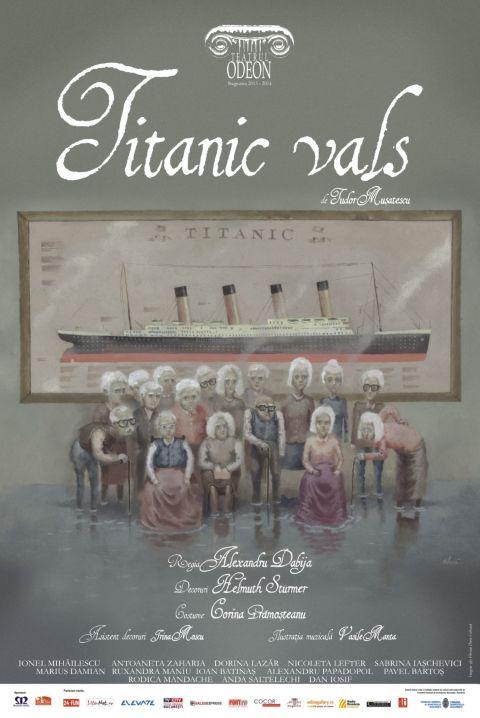 Piese de teatru din Bucuresti - Titanic Vals