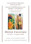 Horea Cucerzan - Expozitie retrospectiva de pictura si desen