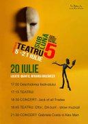 Piese de teatru din Bucuresti - Festivalul Teatru sub Luna - Ziua 8