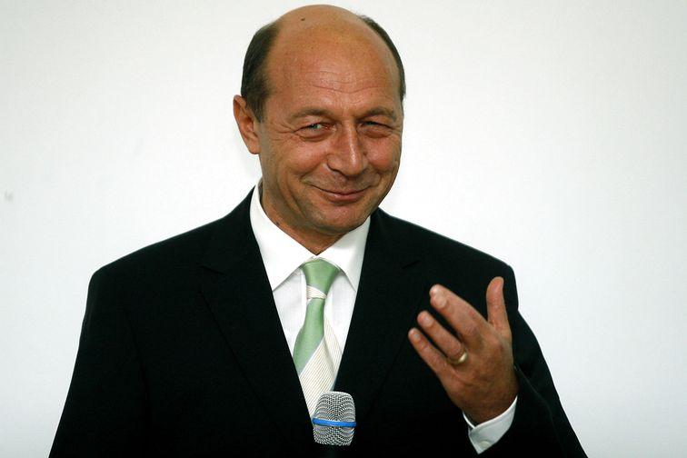 Al treilea mandat al lui Traian Basescu