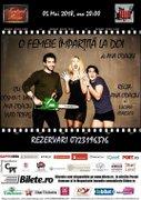 Piese de teatru din Bucuresti - O femeie impartita la doi