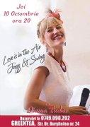 "Concert ""Love is in the Air"" - Jazz & Swing - cu Diana Tudor"
