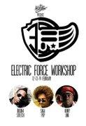 Workshops - Electric Force Workshop