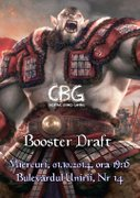 Alte evenimente - Magic the Gathering: Booster Draft