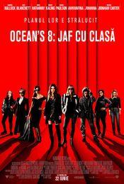 Cinema - Ocean's 8