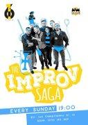 Spectacole din Romania - The Improv Saga cu trupa Urban Impro