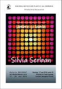 Expozitia Personala de Arta Decorativa UMBRE SI LUMINI - Silvia Serban