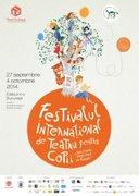 Festivaluri - Festivalul international de teatru pentru Copii 2014