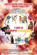 Proiectii din Bucuresti - 1 iunie la Happy Cinema