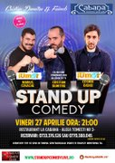 Spectacole - Stand-up comedy night