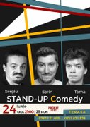 Stand-Up Comedy - Summer Show