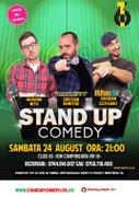 Spectacole din Bucuresti - Stand-Up Comedy mai ceva ca la iUmor!