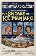 Zapezile de pe Kilimanjaro (The Snows of Kilimanjaro) (1952)
