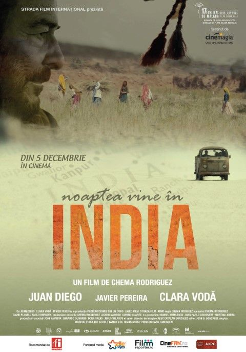 Anochece en la India (Nightfall in India) (2014)