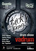"DrumStage ""Kick the Spring"" - editia a V-a"