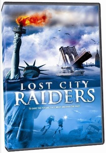 Misiune in lumea apelor (Lost City Raiders)