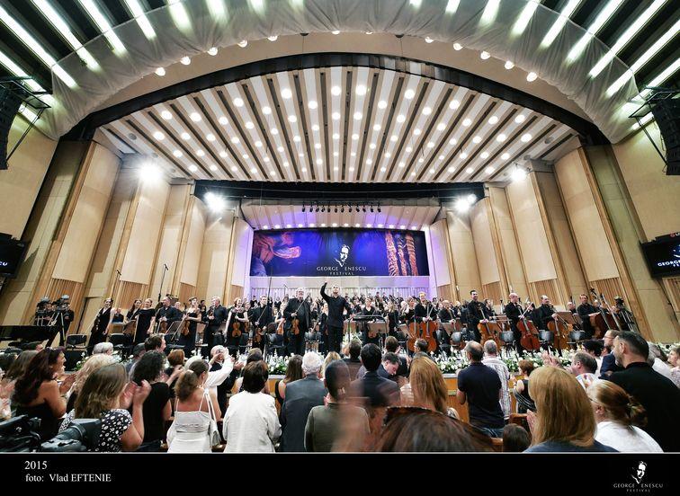 Oana Marinescu, directorul de comunicare al Festivalului Enescu: 2015 a fost cea mai puternica editie a festivalului de pana acum