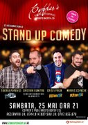 Spectacole din Bucuresti - Stand-Up Comedy - SA FIE COMEDIIIEEE!!!