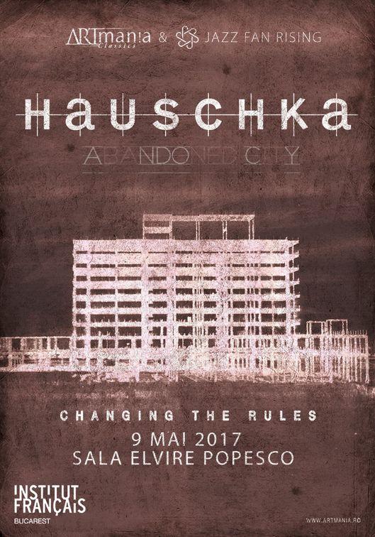 Concerte din Bucuresti - Hauschka