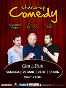 Spectacole din Bucuresti - Stand-Up Comedy