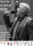 Concert live - Una Noche de BOLEROS