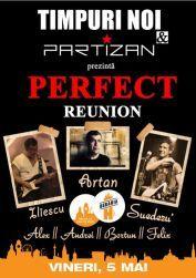 Concerte din Bucuresti - Timpuri Noi Si Partizan