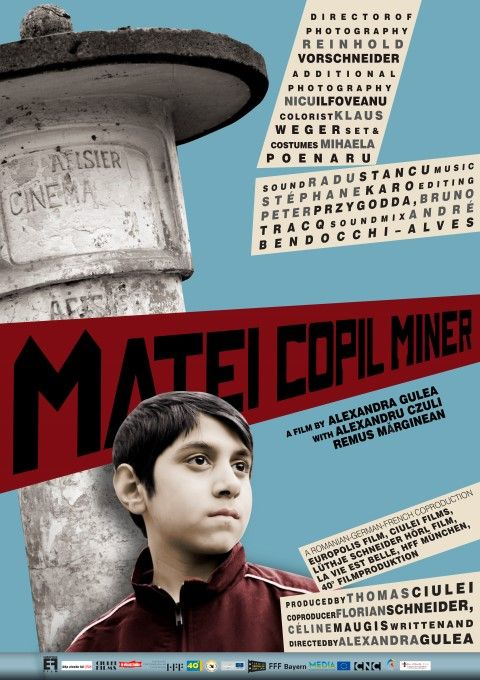 Matei copil miner (Matei Child Miner) (2013)