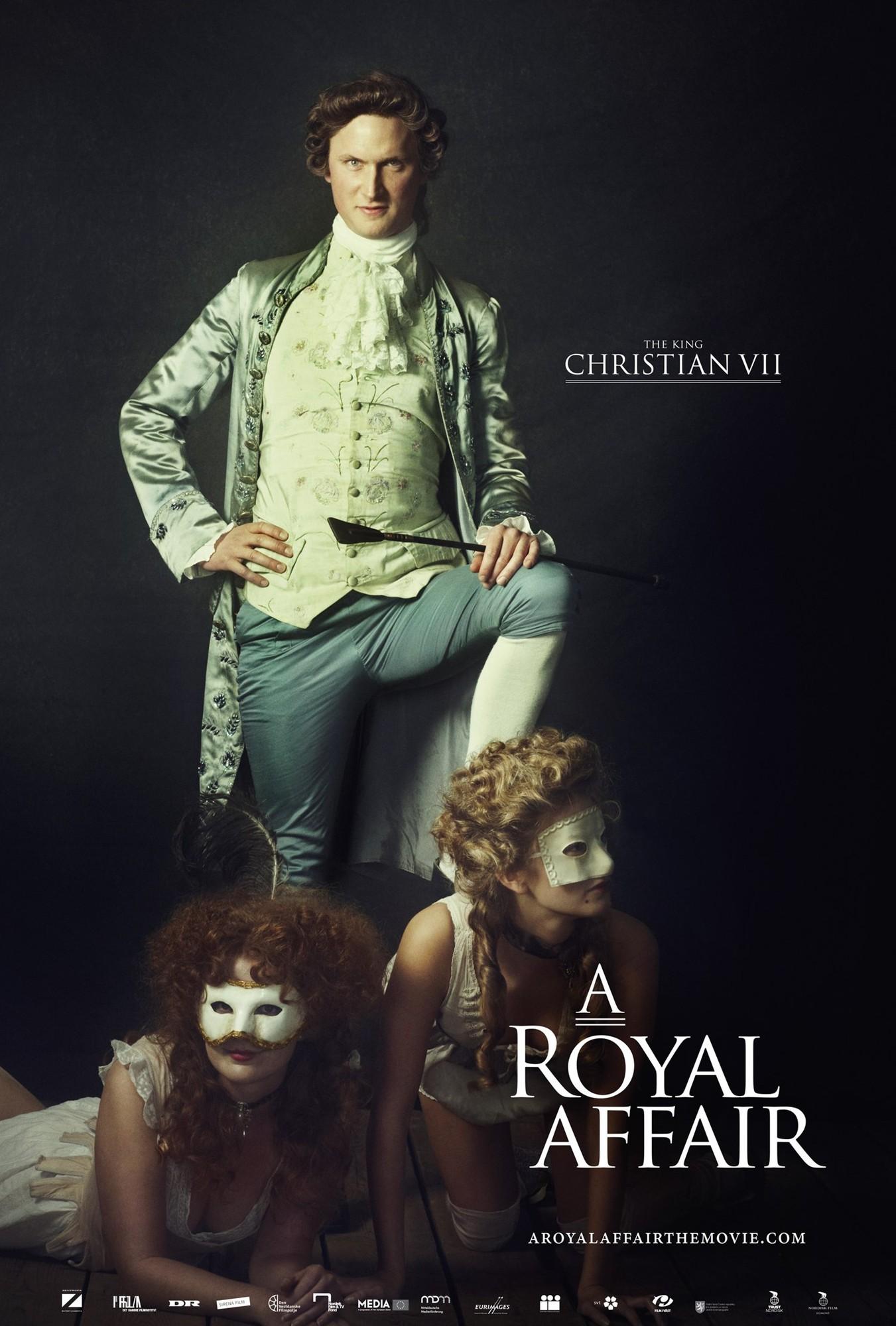 A Royal Affair (En kongelig affaere) - cronica de film | Cronici Filme