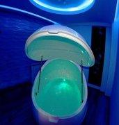 Sportive - Plutire in saruri Epsom intr-un floating pod