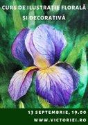 Curs de Ilustratie florala si decorativa