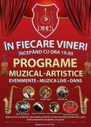 Alte-evenimente din Romania - In fiecare vineri, programe muzical - artistice