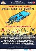 Piese de teatru din Bucuresti - Ghici cine te suna?!