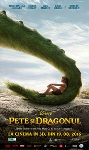 Cinema - Pete's Dragon