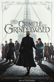 Cinema - Fantastic Beasts: The Crimes of Grindelwald