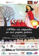 Piese de teatru din Bucuresti - Alba ca zapada si cei sapte pitici