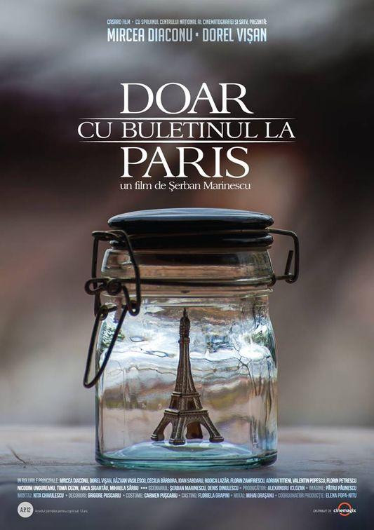 Cinema - Doar cu buletinul la Paris
