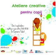 Workshops - Ateliere creative pentru copii