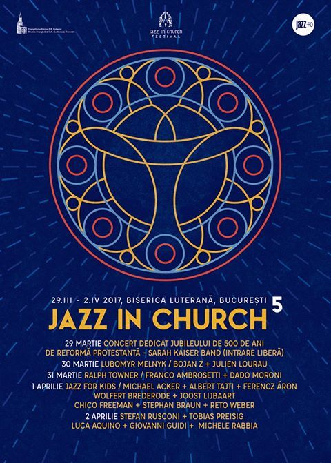 Jazz in Church 2017