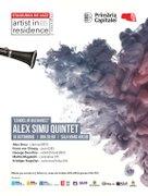 ALEX SIMU QUINTET - ECHOES OF BUCHAREST