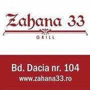 Zahana 33 - Grill