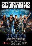 Concerte din Bucuresti - Scorpions