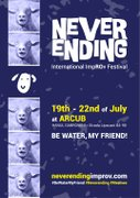 Workshops din Bucuresti - Three Is Not a Crowd - Workshop Neverending Improv Festival