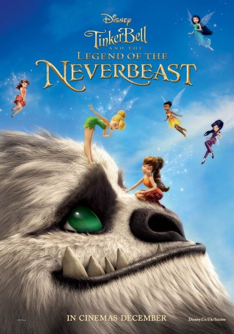 Tinker Bell and the Legend of the NeverBeast (Clopotica si Legenda Bestiei de Nicaieri) (2014)