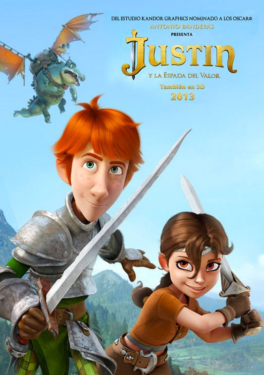 Cinema - Justin and the Knights of Valour