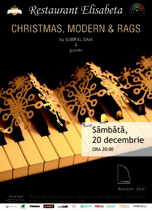 Concerte - Christmas, modern & rags