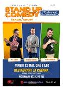 Spectacole din Romania - Magic & Comedy Show