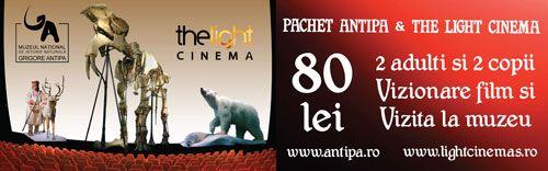pachet antipa + the light cinema