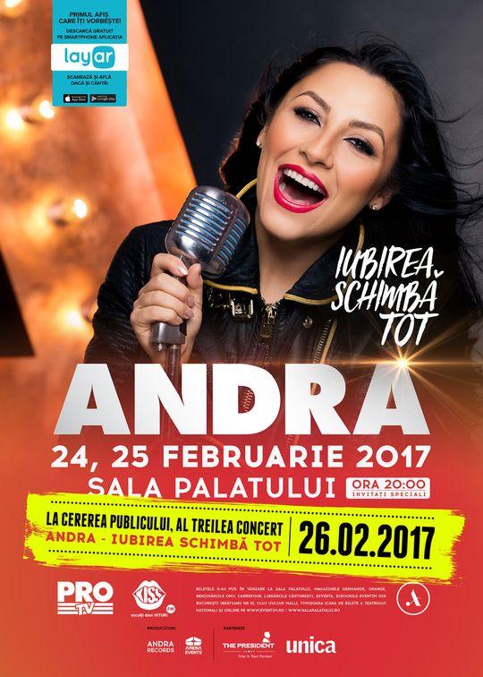 Concerte din Bucuresti - Andra