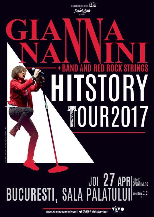 Concerte din Bucuresti - Gianna Nannini