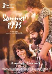 Estiu 1993 (Summer 1993) (2017)